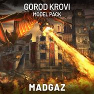Gorod Krovi Models