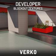 Developer Block Out Texture Pack