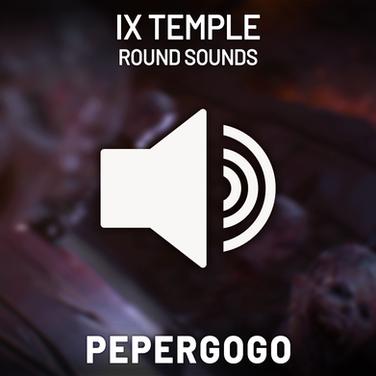 IX Temple Round Sounds