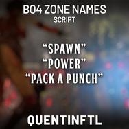 Black Ops 4 Zone Names Script
