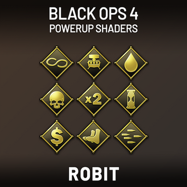 Black Ops 4 Power Up Shaders
