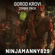 Gorod Krovi Zombie Pack