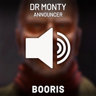 Dr. Monty Announcer