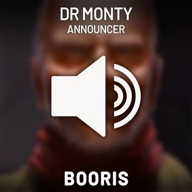 Dr. Monty Announcer