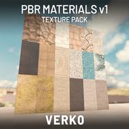 PBR Material Pack v1