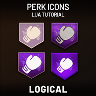Perk Icons with LUA
