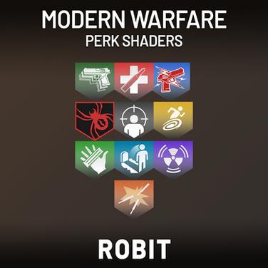 Modern Warfare Perk Shaders