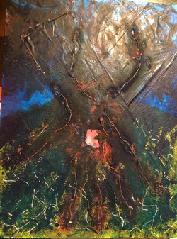 Tree of a severed life