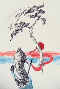 Trails Lead North  (Satoko Goes to Monastery)