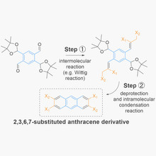 Journal of Organic Chemistry: Double ring closing
