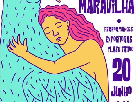 Efusiva apresenta Pata, Tuíra e Unicórnio Maravilha em evento gratuito em Nova Iguaçu