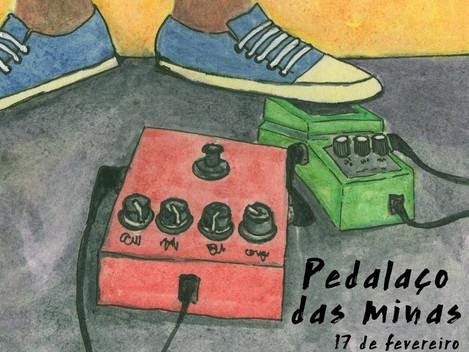 Pedalaço das minas RJ - 2ª edição