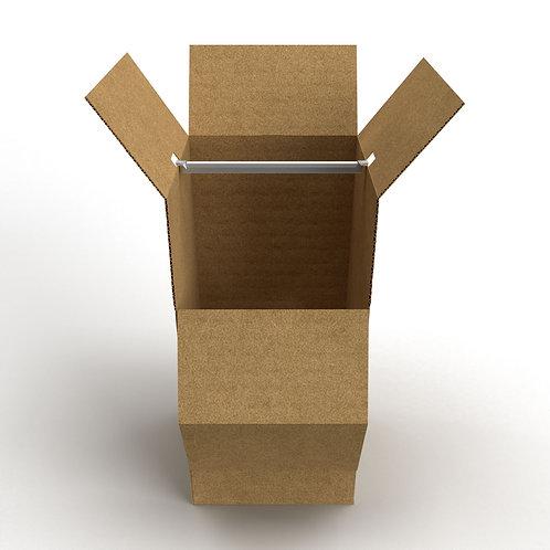 3 Wardrobe Boxes (20x20x34)