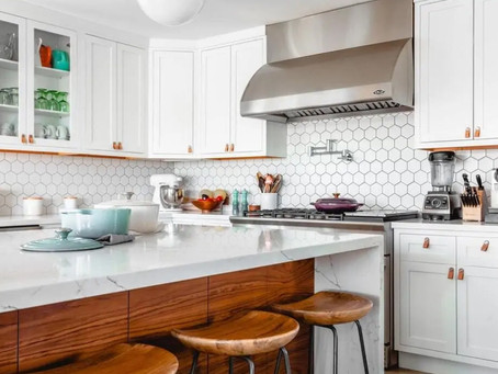 """""""20 Clever Small Kitchen Organizing Ideas from the Pros"""" - on Redfin"""