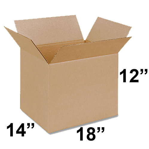 10 Medium Boxes (18x14x12)