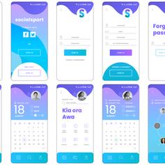 UI/UX Design - App