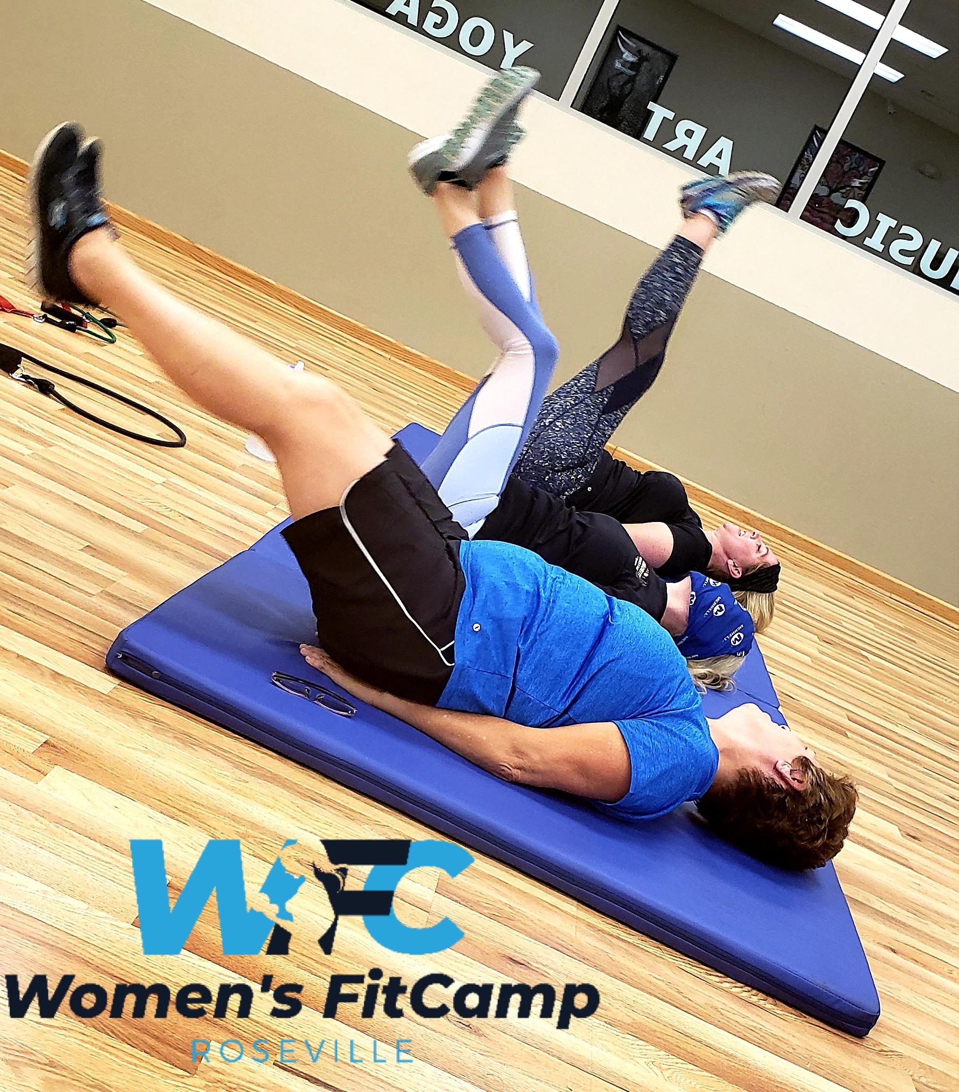 FREE Week at Women's FitCamp
