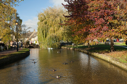 Bourton-on-the-Water- Cotswolds