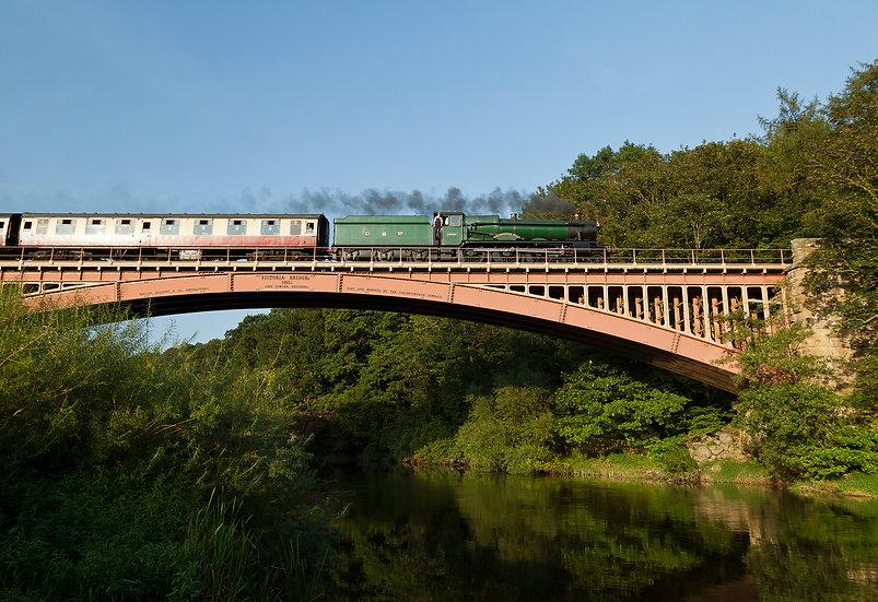 Victoria Bridge near Arley, Worcestershire
