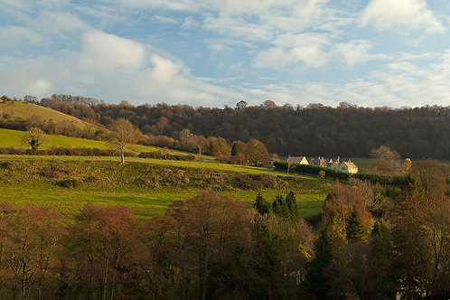 Slad Valley- Cotswolds