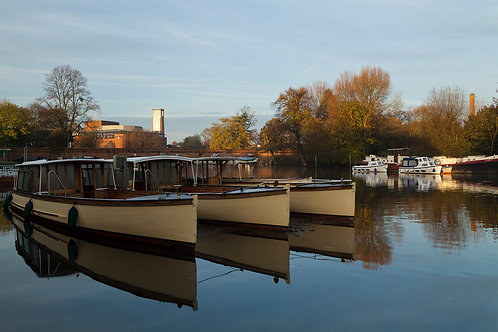 In a Trio- Stratford-upon-Avon