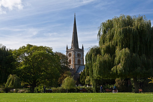 By The River- Stratford-upon-Avon