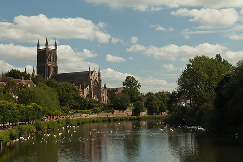Worcester Cathedral