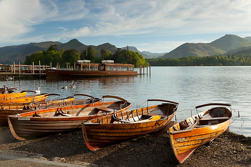 Derwent Water- Lake District