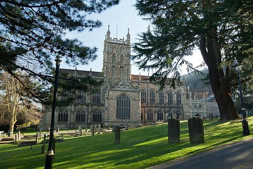 Great Malvern Priory, Worcestershire