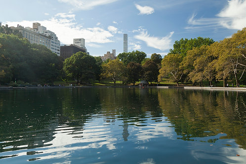 Conservatory Water- Central Park