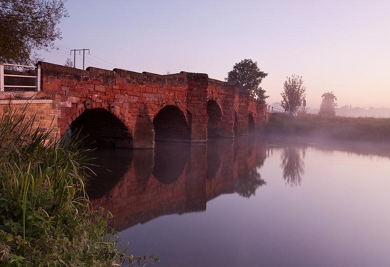 Eckington Bridge, Worcestershire