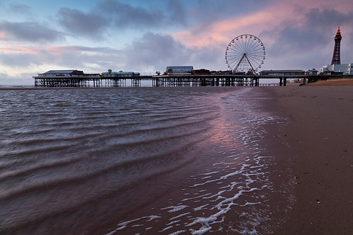 Central Pier- Blackpool