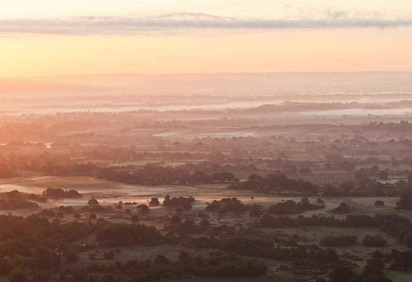Worcestershire Sunrise