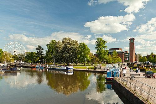 Riverside- Stratford-upon-Avon