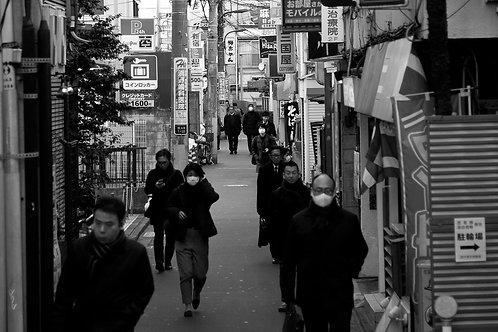 Shinjuku Alleyway