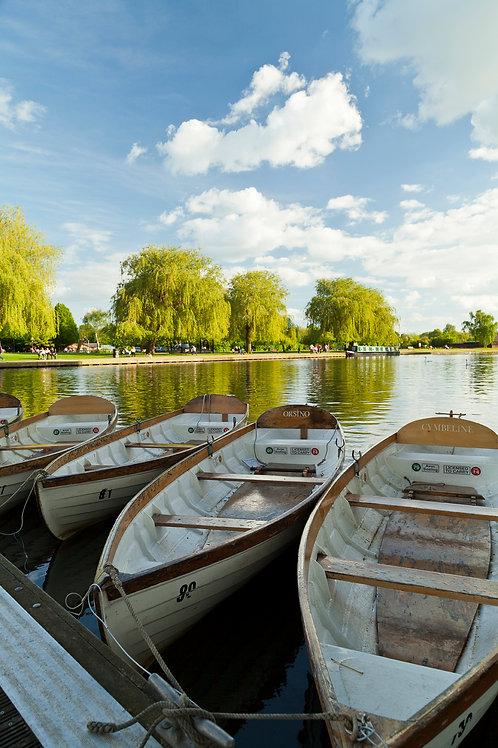 Riverboats- Stratford-upon-Avon