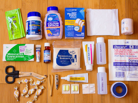 How To Build A Medical Kit For Your Car