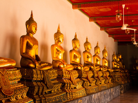 What I Learned About Respecting Buddha In Thailand