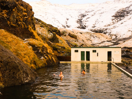 Seljavallalaug: Swim In One of Iceland's Oldest Outdoor Pools