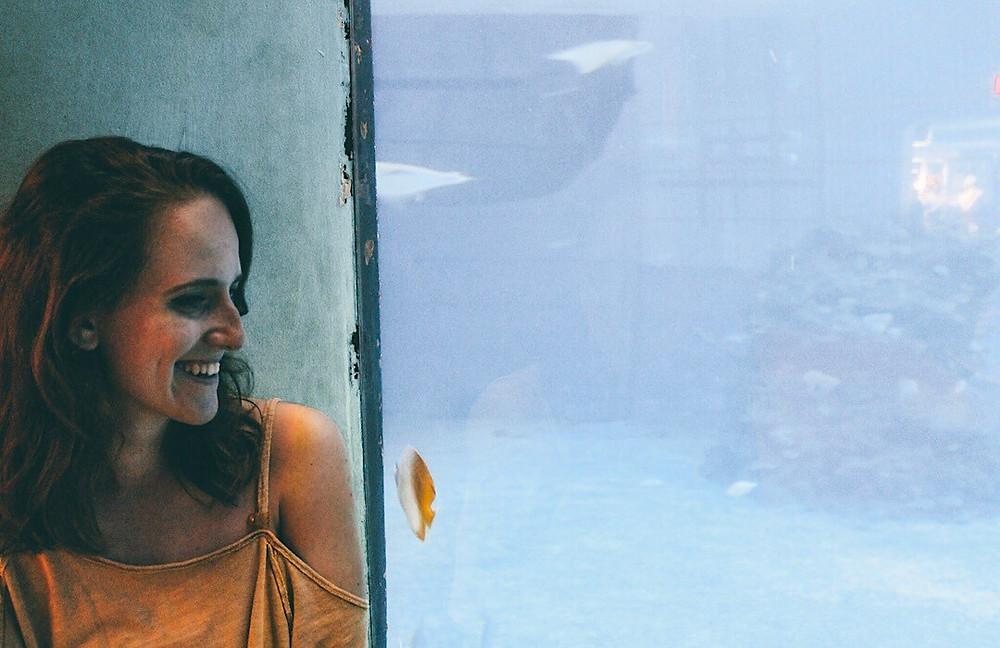 The Seas with Nemo & Friends Aquarium at Epcot, Walt Disney World
