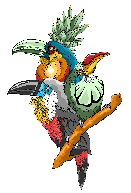 Toucan Fiesta