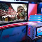 Over The Shoulder Broadcast News Graphics