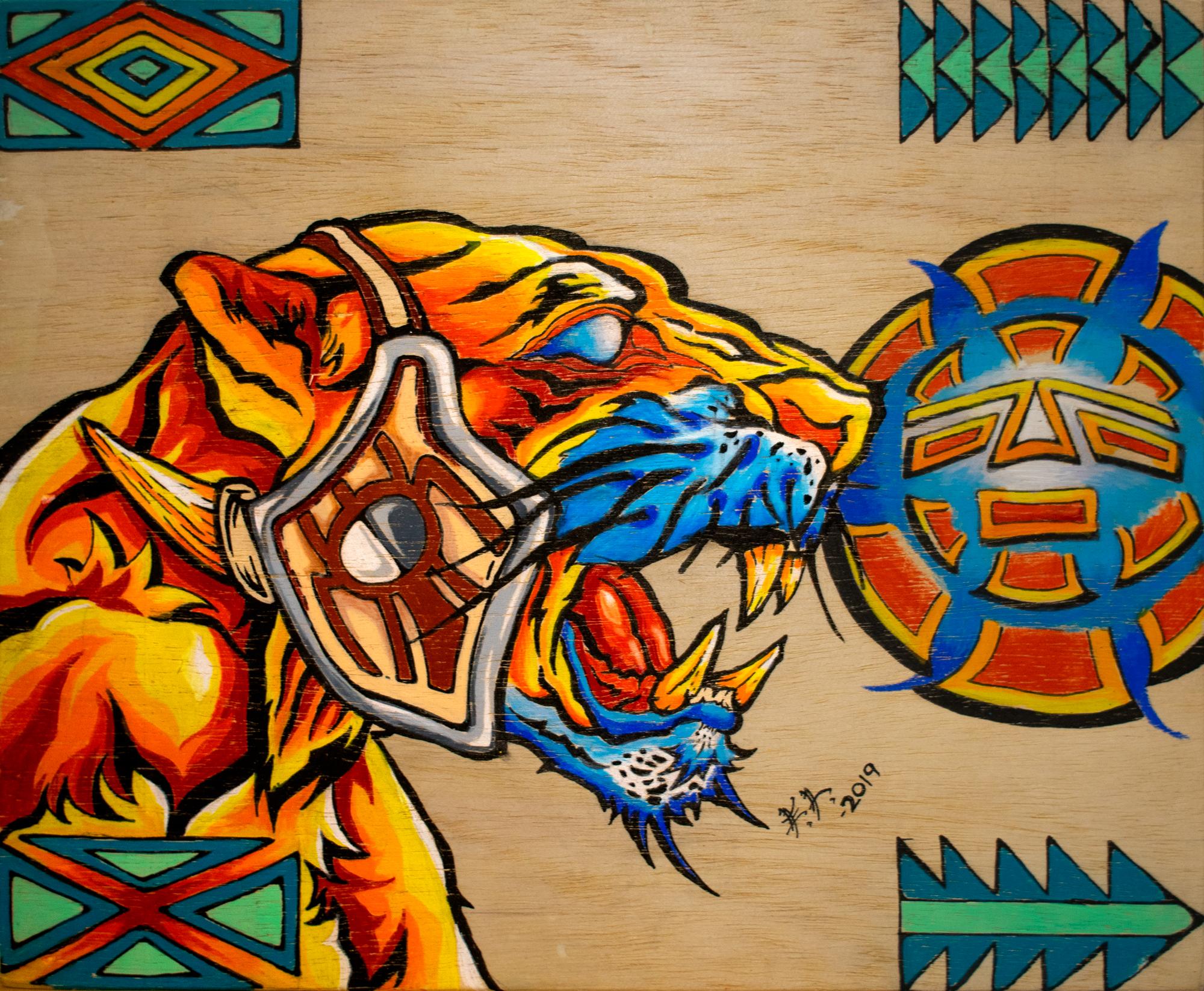 Jaguar De Pachacuti