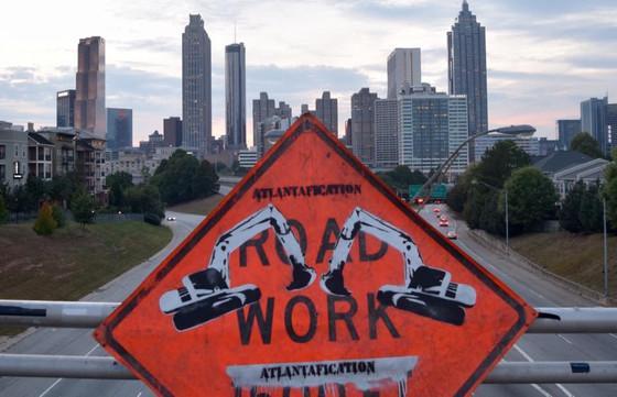 Atlantafication