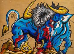 Toro De Chililique