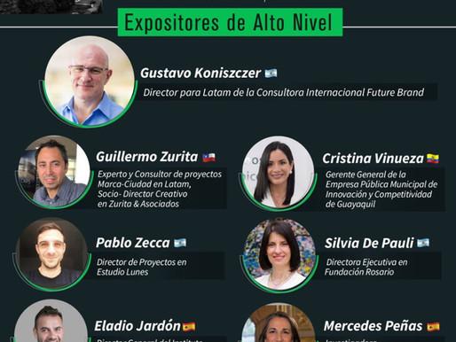 Taller Latinoamericano sobre Marca-Ciudad. Expertos, consultores, académicos y gestores de ciudades.