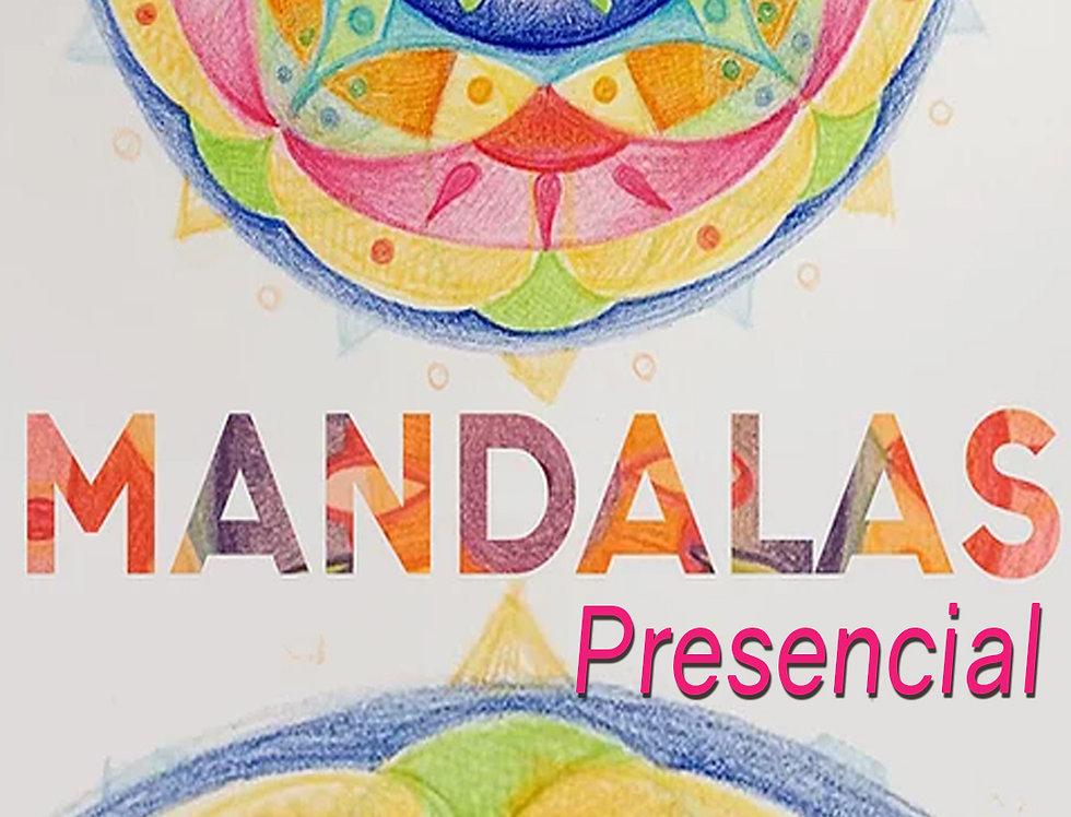 1 mês de curso de Mandala Presencial