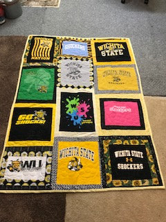 Wichita State University (WSU) Quilt