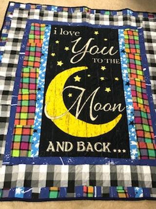 """Love You to the Moon and Back"""