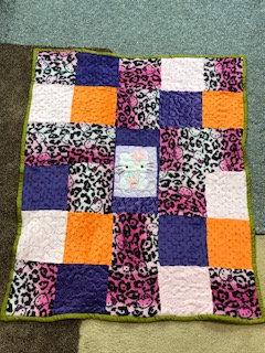 Hello Kitty! children's quilt